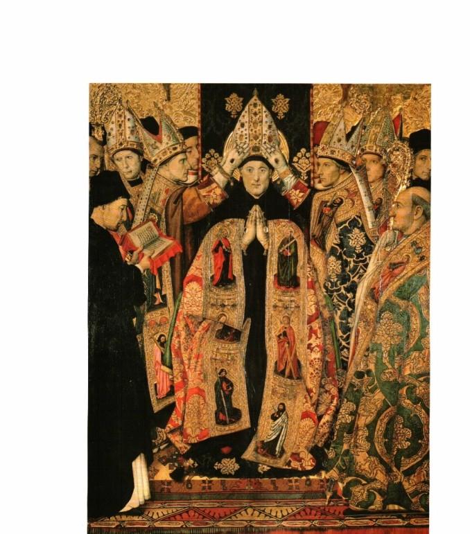 consécration de saint augustin