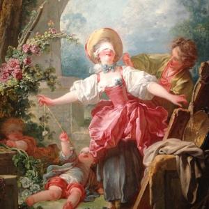 J.-H. Fragonard, le colin-Maillard, 1754-56. Toledo, Toledo Museum of Art.