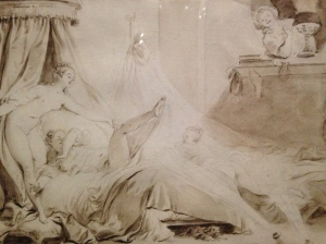 J.-H. Fragonard, les jets d'eau, vers 1763-65. Williamstown, Sterling and Francine Clark Art Institute.