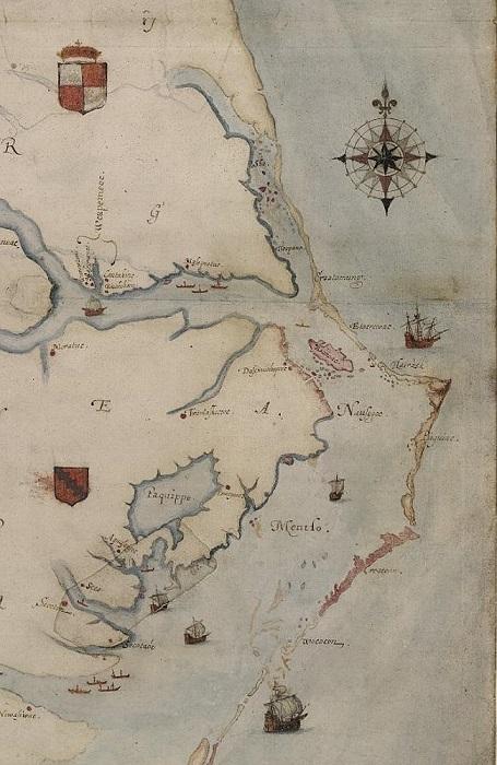 La colonie perdue de Roanoke a-t-on résolu le mystère.jpg