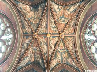 Palais Jacques Coeur, la chapelle (c) Arts & Stuffs