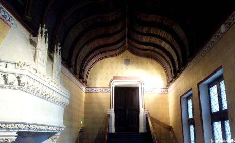 Palais Jacques Coeur, galerie sud (c) Arts & Stuffs