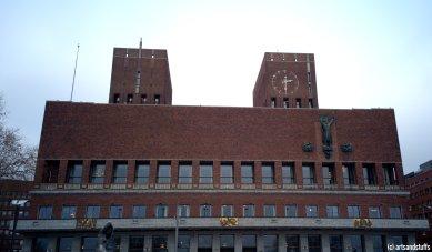 Oslo, hôtel de ville (c) Arts & Stuffs