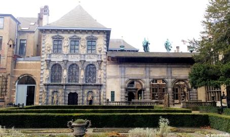 La maison de Rubens, Anvers (c) Arts & Stuffs