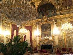 Les appartements de Napoléon III, musée du Louvre, Paris (c) Arts & Stuffs