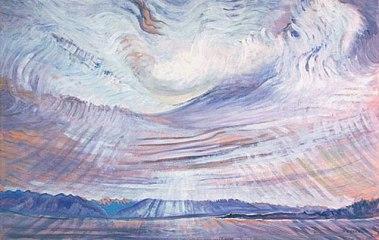 Emily Carr, Sky, 1935-36, Ottawa, musée des beaux-arts du Canada