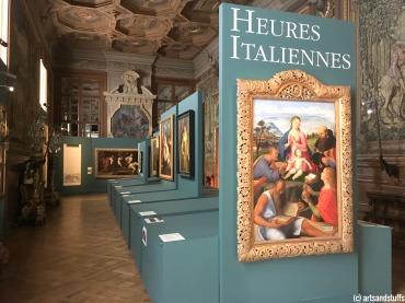 Exposition Heures Italiennes au château de Chantilly (c) Arts & Stuffs