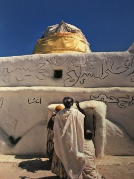 Pélerins à Cheikh Hussein (c) Ferrante Ferranti - 2008