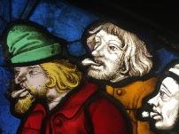 Détail du la rose de la Sainte Chapelle (c) Arts & Stuffs