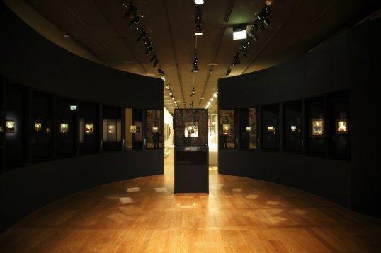 Exposition François Ier et l'art des Pays-Bas - salle Corneille de Lyon © 2017 Musée du Louvre / Antoine Mongodin