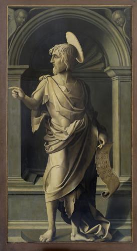 Grégoire Guérard, Retable de l'Eucharistie, Autun, Musée Rolin © Françoise Auger Feige
