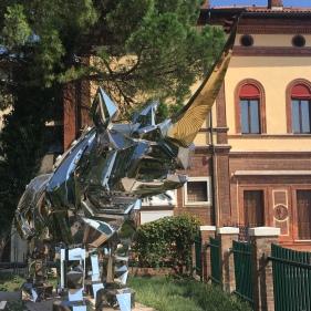 Shih Li-Jen, King Kong Rhino - Venise, Biennale 2017 (C) Arts & Stuffs