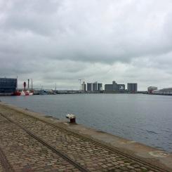 Le Havre, vue du port