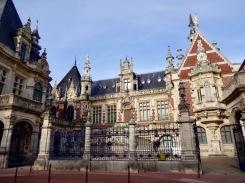 Palais Bénédictine, vue extérieure
