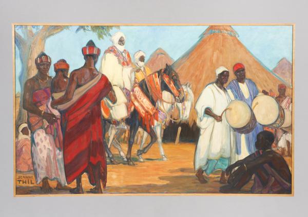 A.O.F. - Togo - Cameroun