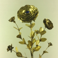 Rose d'or, XIIIème siècle (c) Arts & Stuffs