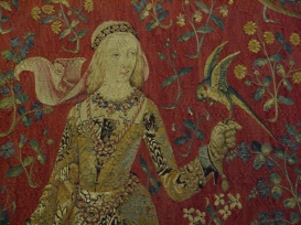 Tenture de la Dame à la licorne, 4e quart du XVe siècle; 1er quart du XVIe siècle (c) Arts & Stuffs