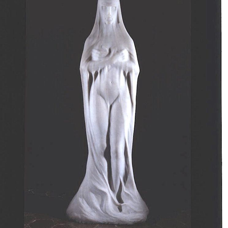 Boleslas Biegas, La Sagesse, 1905. Collection privée© Thomas Hennocque